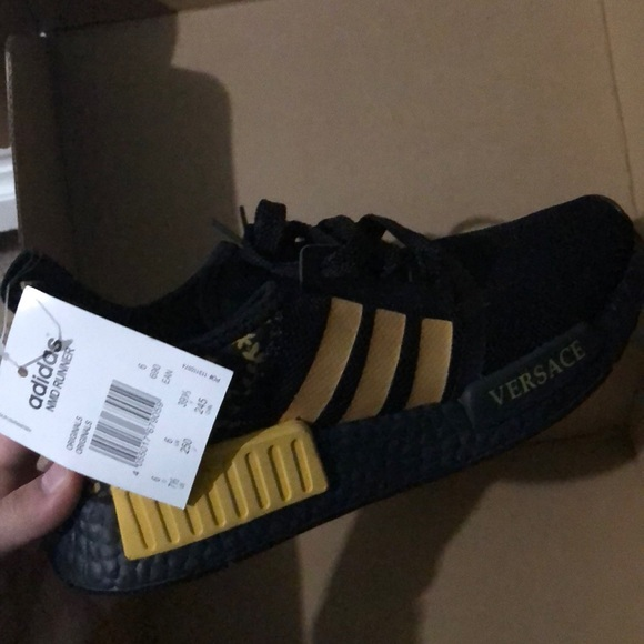 versace adidas shoes